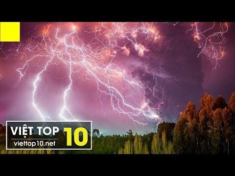 Top 10 Hiện Tượng Thiên Nhiên Kỳ Lạ Nhất Trên Trái Đất (P1)