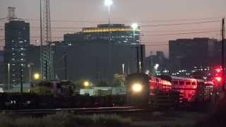Amtrak Sunset Limited  AVCHD & XAVCS Low Light Comparison