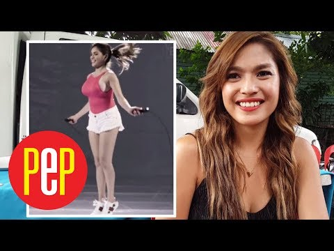 """Andrea Torres on why her """"jumping rope video"""" trended"""