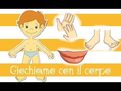 TOP ALBUM - Giochiamo con il corpo - Canzoni per bambini di Mela Music