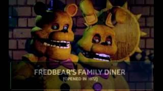 AMS FNAF All Five Nights At Freddy s Animatronics