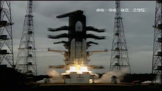 India Launches Chandrayaan-2 Mission to the Moon