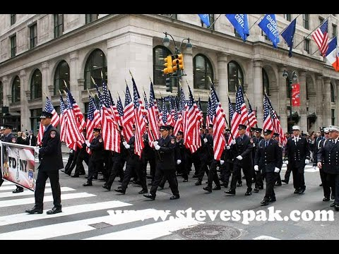 2014 NYC Veterans Day Parade