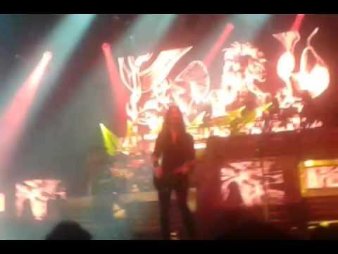 Megadeth Monterrey 2016 - Post american world