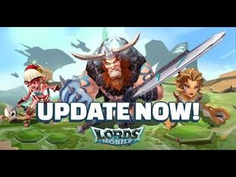 Lords Mobile: Update Details And Infirmary Boost