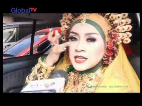 Fokus Selebriti Global TV | PERNIKAHAN LIA LADYSTA | Teddy Tamasya | Lia Ladysta