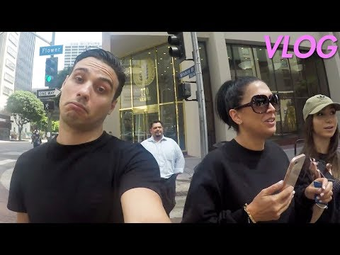 Messing Around with my Team   Mihran Kirakosian Vlog #2