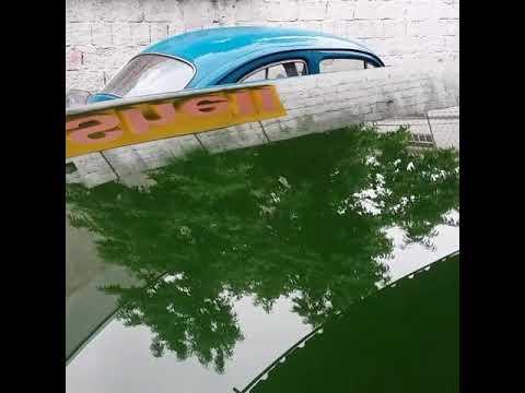 Restauração Opala 1971 SS Super Verde, feito na Escuderia The Brothers, pintura final espelhada !