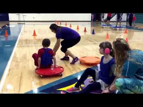 TEACCH Method In Physical Education For Autism Spectrum Disorders