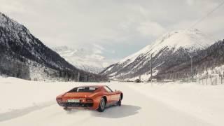 A Winters's Tale - Shah of Persia Lamborghini Miura