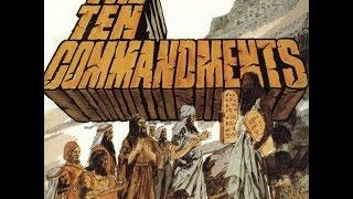 Salamander - The Ten Commandments (Full Album) (1971) (Progressive Rock/ Proto-Prog )