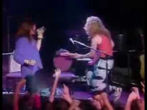 Tesla - Love Song (Live 1990) Five Man Acoustical Jam