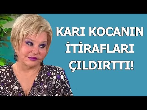 Karı kocanın canlı yayın itirafı Selin Karacehennem'i çıldırttı!