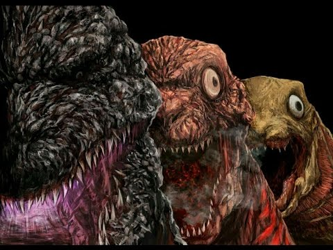 SHIN GODZILLA 5th FORM REVEALED - YouTube