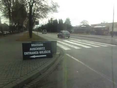 Travel from Krakow to Auschwitz-Birkenau (3)-Arrival