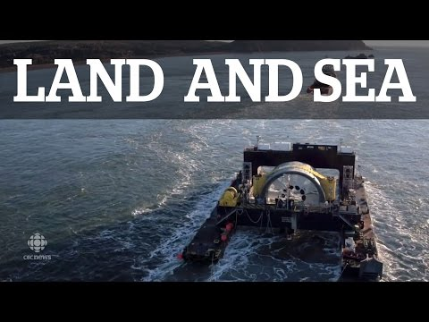 Land And Sea: Tidal Power