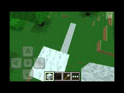 how to break obsidian in minecraft pe