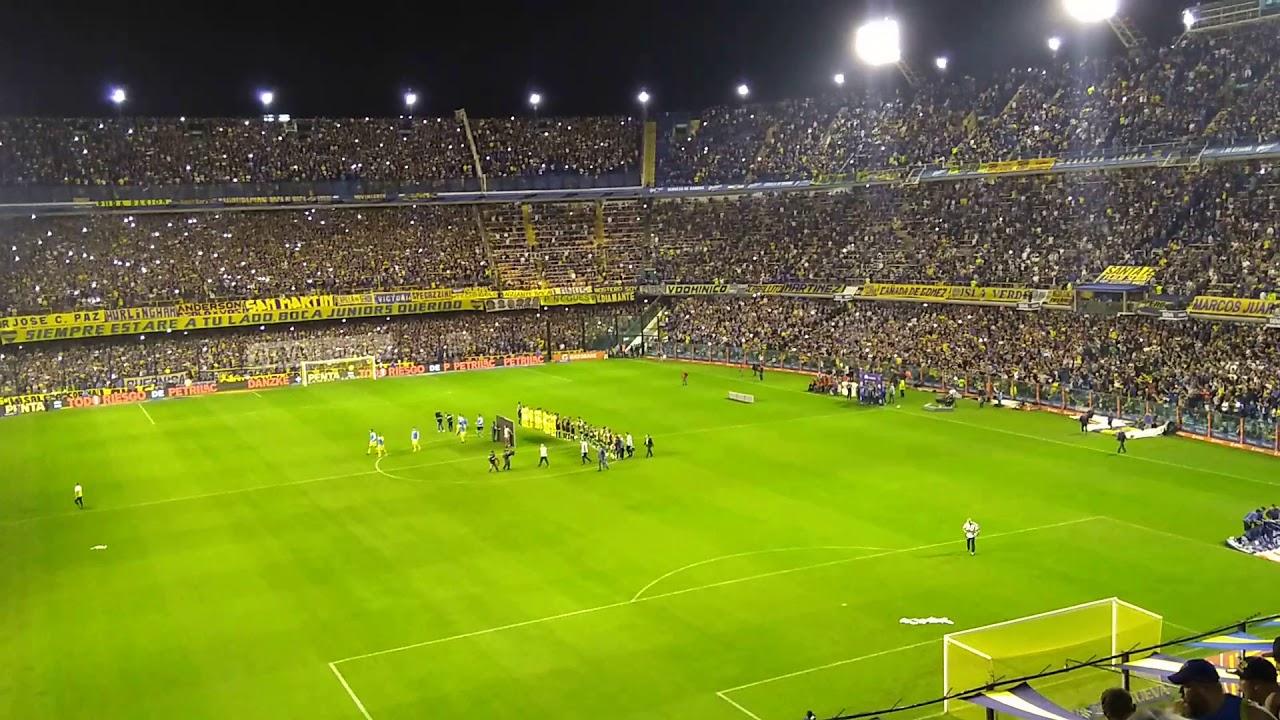 Sale Boca Vs Defensa Y Justicia Superliga 2017 2018