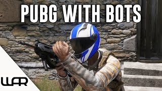 🤗  BASICALLY PUBG WITH BOTS - Battle Royale Singleplayer Experience - Arma 3 Recon - Episode 11