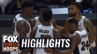 Providence vs Rider | Highlights | FOX COLEGE HOOPS