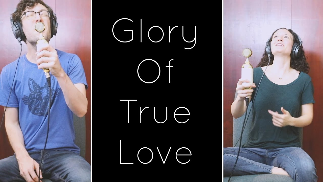 Glory Of True Love - John Prine [Acoustic] (ft. Dave Fischer and Judy Heflin)