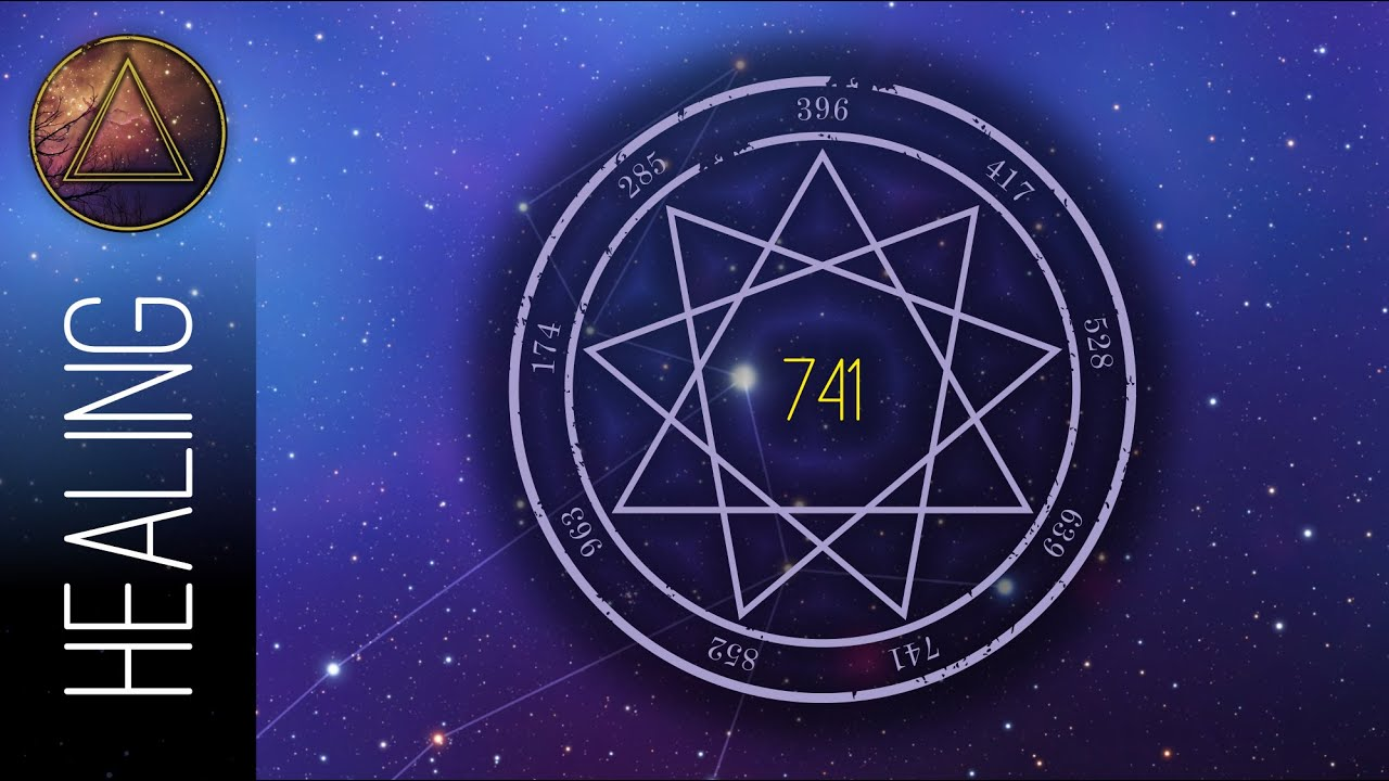 741 Hz Solfeggio Frequencies - Toxin Release, Solving Problems - Risveglio  interiore