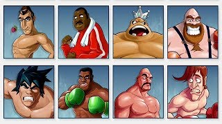 Super Smash Bros. Ultimate - All Punch-Out!! Spirits