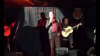 Final do Concurso de Fado Amador-Noites da Moura - Manuel Martins