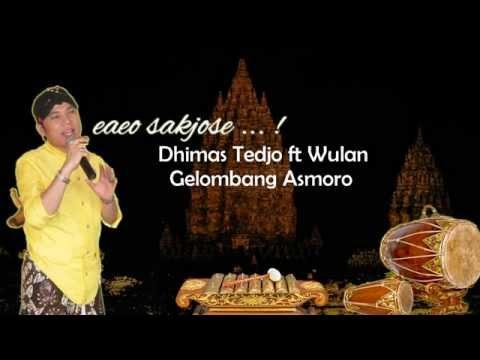 SRGK - Dhimas Tedjo feat Wulan - Gelombang Asmoro (Video Lirik)
