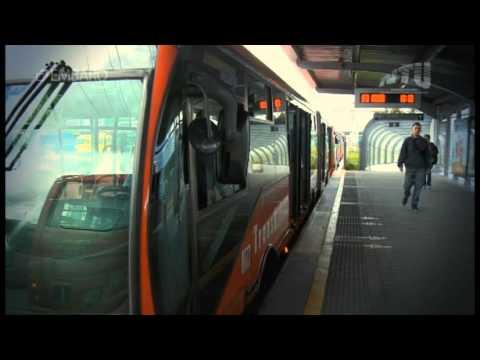 BRT - el futuro del transporte terrestre
