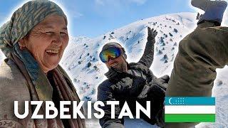 Snowboarding FAILS in UZBEKISTAN Travel vlog with Lexie Limitless