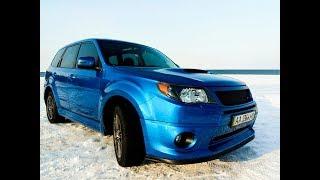 Subaru Forester S-Edition. 100% Вирус Субарина