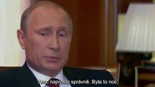 Evoluce Putinovy lži. Anexe Krymu (české titulky).