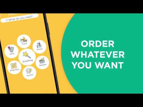 Glovo: Order Anything  Food Delivery and Much More - Apps on