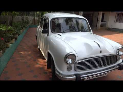 H M Ambassador, a much loved Indian Car of yester years !