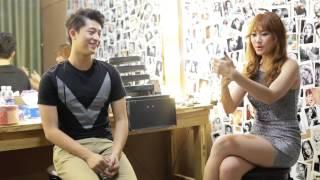 Phỏng vấn Hari Won - Harry Lu (Hương Đêm Bay Xa) | Hariwon Official