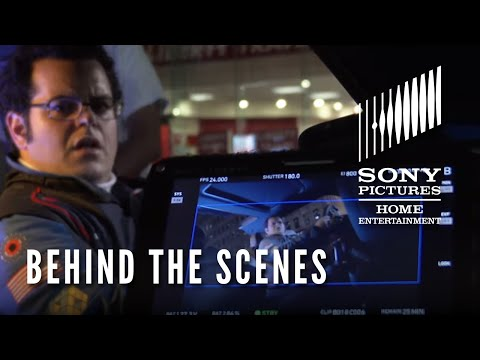 Pixels - Behind-the-Scenes Clip