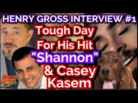 "Henry Gross: How His Biggest Hit ""Shannon"" Once Backfired On Him & That Casey Kasem Dedication"