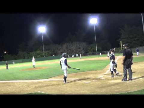 ORHS vs Mitty 3/31/15 Boras Classic