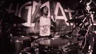 Stigmata - Сожженый дотла (Drum camera)