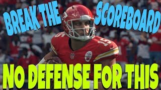 TOUCHDOWNS ALL GAME! MOST EXPLOSIVE PASSING SCHEME IN MADDEN 19! BEST SAINTS MONEY PLAY TIPS