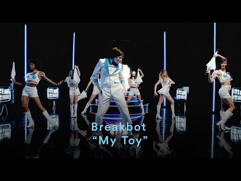 Breakbot  My Toy  Music