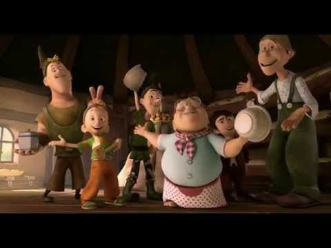 Fairytale: Story of the Seven Dwarves  clip 1