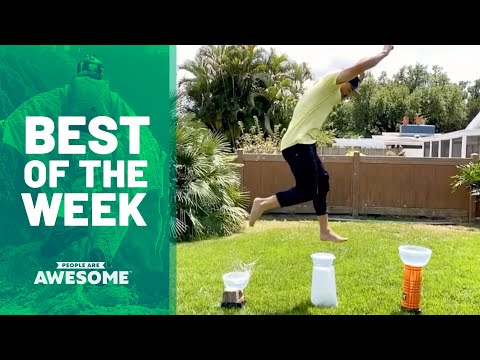 Incredible Leaps & More | Best Of The Week