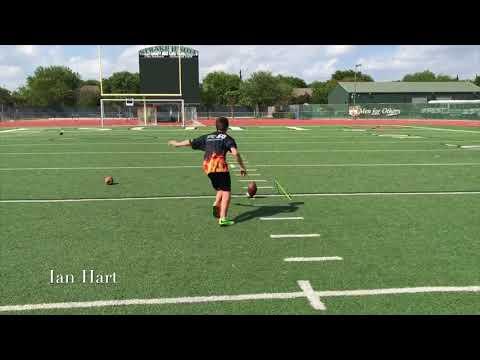 Ian Hart  Kornblue Kicking Camps