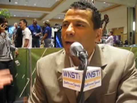 "Rod Woodson talks about the ""real"" Ray Lewis and what a great friend he is"