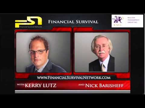 Nick Barisheff--Global Monetary Reset Is Coming Very Soon #2622