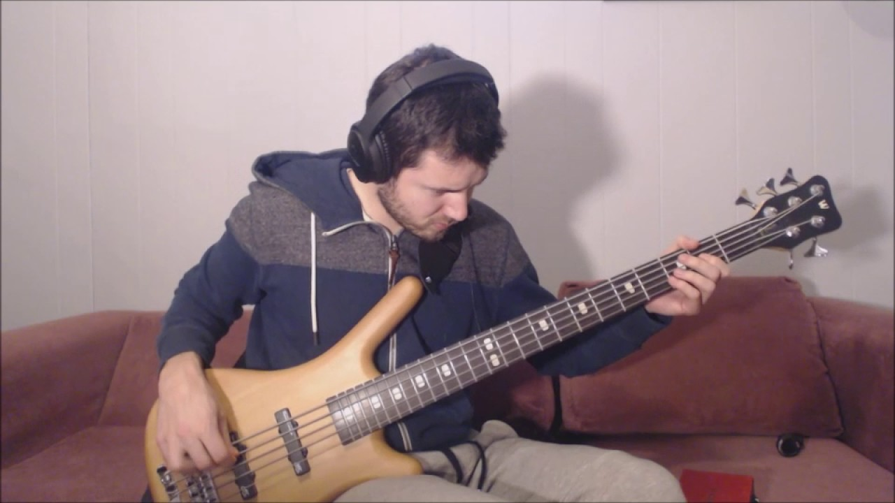 Chon Perfect Pillow Bass Cover - YouTube
