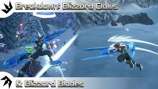 Formchange Breakdown: Blizzard Claws & Blizzard Blades ~ Kingdom Hearts 3 Analysis