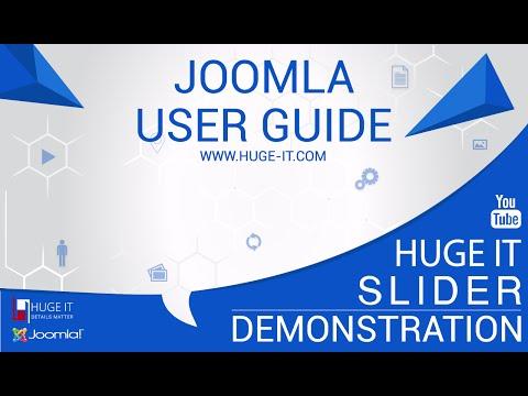 Huge-IT Joomla Slider Demonstration(Free)